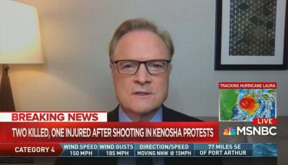 MSNBC Host Lawrence O'Donnell