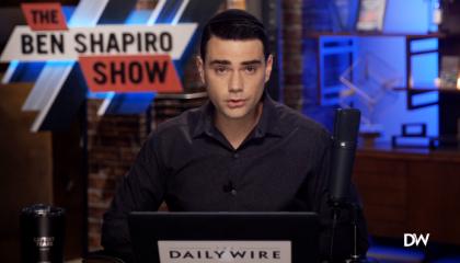 "Ben Shapiro calls vigilante justice ""predictable"" in areas with Black Lives Matters protests"