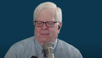 "Dennis Prager: Black Lives Matter is ""the most racist organization in the country outside of the Ku Klux Klan"""