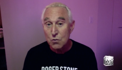 Roger Stone says he might monitor the 2020 election