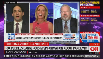 CNN: Fox peddles dangerous misinformation about pandemic