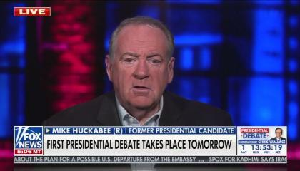 Fox News contributor Mike Huckabee