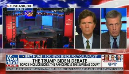 """Fox's Brit Hume: """"I don't think there's any doubt Biden's senile"""""""