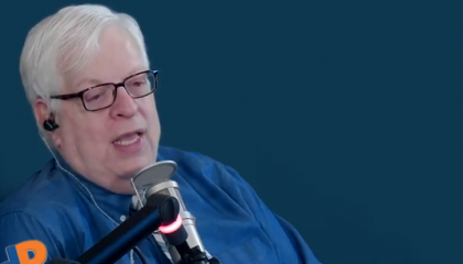 "Dennis Prager says the police ""were completely decent"" with George Floyd"