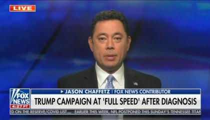 Fox News contributor Jason Chaffetz