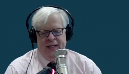 Dennis Prager says medicine is controlled by communists