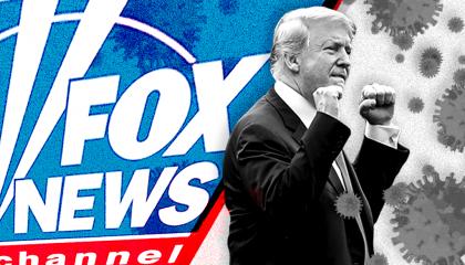 Trump Fox Covid