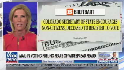 RWM pushing local voter fraud stories