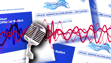 talk radio voter fraud