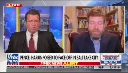 Neil Cavuto and Justin Horowitz on Fox News