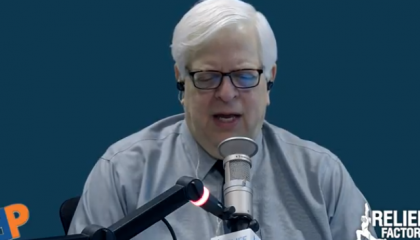 "Dennis Prager says Karen Pence was more ""masculine"" than Kamala Harris' husband for not wearing a mask"