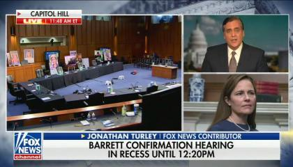 Fox News guest downplays the risk to the Affordable Care Act if Amy Coney Barrett is confirmed to the Supreme Court