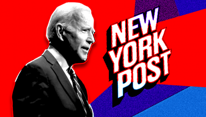 New York Post - Joe Biden