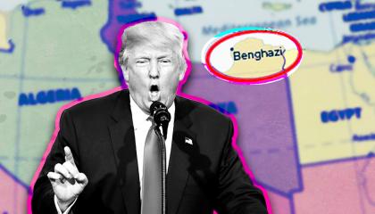 Trump and Benghazi