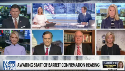 Fox and Friends Barrett panel 10.14.20