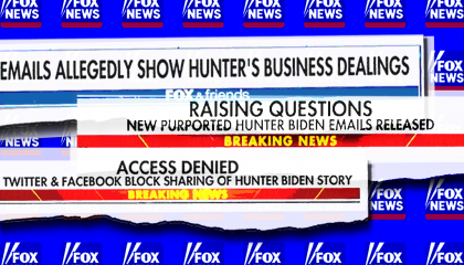 Fox News Hunter Biden coverage