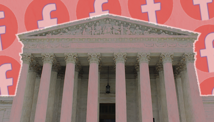 Facebook and the Supreme Court
