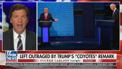 "Tucker Carlson claims parents are ""refusing to reunite"" with their children after being separated at the border"