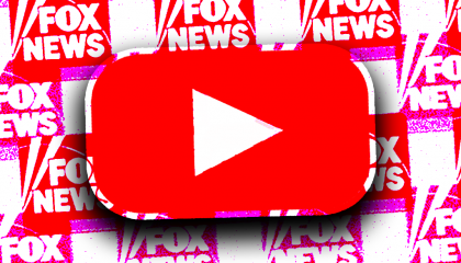 Fox and YouTube logo
