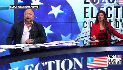 Alex Jones says Joe Biden should be arrested