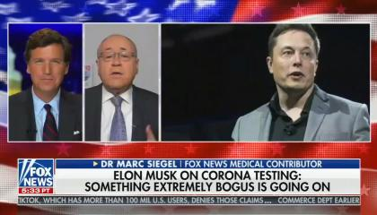 chryon reads: Elon Musk on corona testing: something extremely bogus is going on