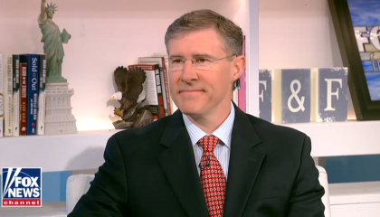 Scott O'Grady on Fox News