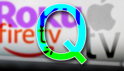 QAnon Roku Apple Amazon