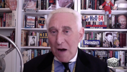 Roger Stone wants Trump to declare martial law