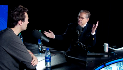 "Eric Metaxas: ""We need to fight to the death, the last drop of blood"""