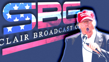 Sinclair Broadcast Group and Donald Trump