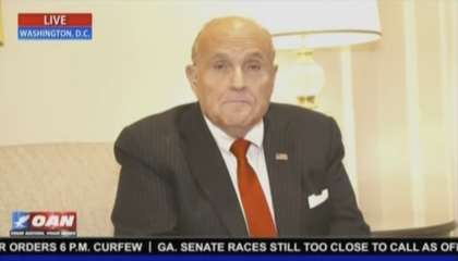 giuliani on oan
