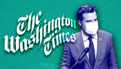Matt Gaetz Washington Times