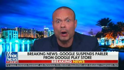 """Fox's Dan Bongino: """"This fight's coming to your door, folks. Get ready. You can't avoid it"""""""