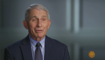 Anthony Fauci calls out the Sinclair broadcasting for perpetuating coronavirus misinformation