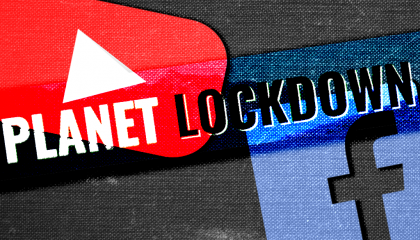 Planet Lockdown YouTube Facebook