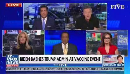 "Greg Gutfeld predicts ""history is going to be kind to Trump"" for his coronavirus response"