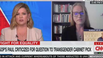Gillian Branstetter on CNN Newsroom with Brianna Keilar