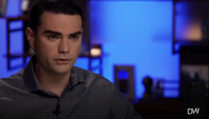 "Ben Shapiro: ""If you can say that you can't breathe, that typically means that you can breathe"""