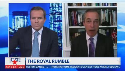 Nigel Farage on Gren Kelly Reports