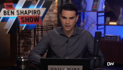 "Ben Shapiro: ""The pandemic is basically over, ok? The pandemic is done"""
