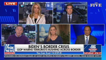 Right-wing media twist the facts to fearmonger that terrorists are coming across the U.S.-Mexico border