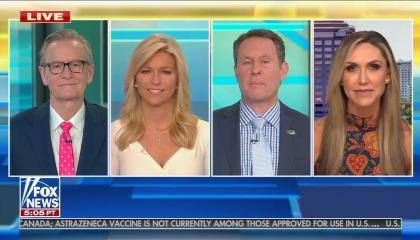 Brian Kilmeade on Fox and Friends