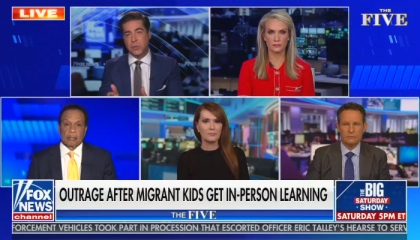 Fox News leads right-wing media in attacking a volunteer effort to educate migrant teenagers in San Diego