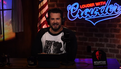 On YouTube, Steven Crowder spreads anti-Semitic conspiracy theory about George Soros