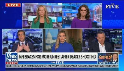 "Fox's Jesse Watters responds to Daunte Wright's killing by bringing up Black on Black crime, declares media is ""selling racism"""
