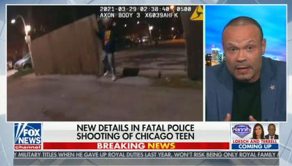 "chyron reads, ""NEW DETAILS IN FATAL POLICE SHOOTING OF CHICAGO TEEN"""