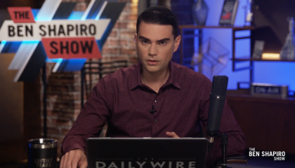 Ben Shapiro defends shooting of unarmed Black child, falsely claiming he was armed