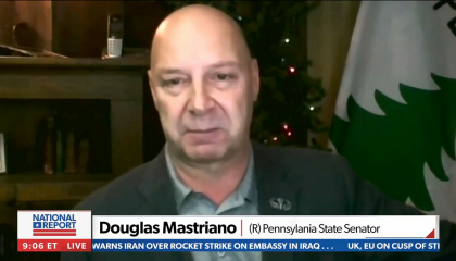 Doug Mastriano on Newsmax