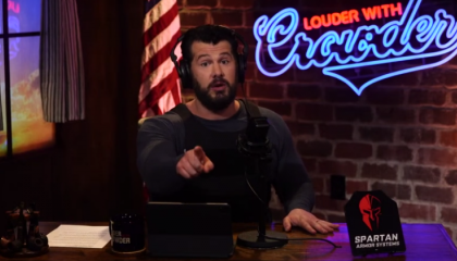 Steven Crowder is suspended from YouTube again