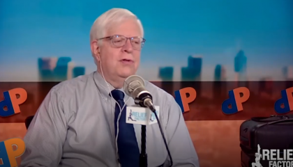 "Dennis Prager: ""Global warming has actually been saving lives"""